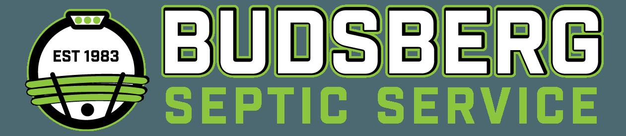 Budsberg Septic Rosholt, WI Logo